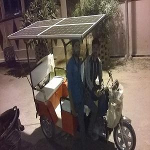 e-rikshaw
